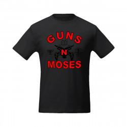 "Футболка из Иерусалима ""GUNS N MOSES"""