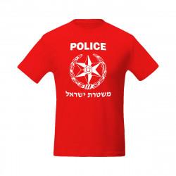 """Футболка из Израиля """"POLICE"""""""