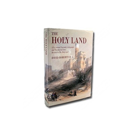 Album The Holy Land David Roberts