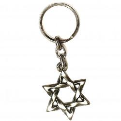 Брелок Звезда Давида