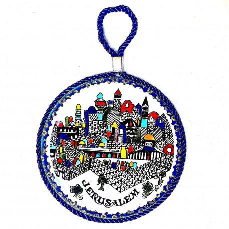 Тарелка Иерусалим