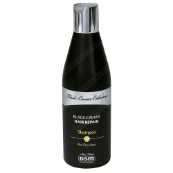 Шампунь для сухих волос с экстрактом черной икры