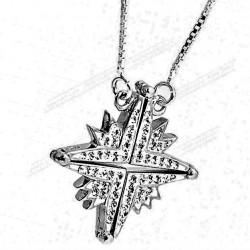 Кулон Вифлеемская звезда