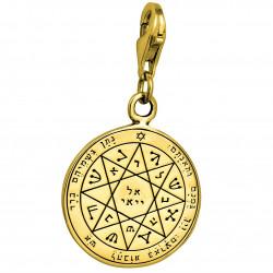 Амулет Защиты (Позолота) Печати Соломона