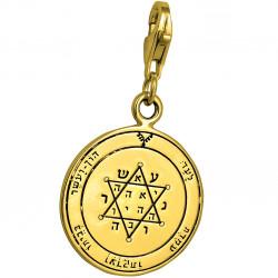 Амулет Душевного Равновесия (Позолота) Печати Соломона