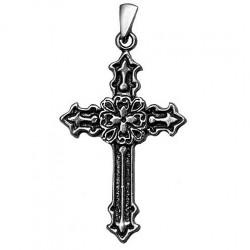 Нательный крест из Иерусалима (серебро 925 пр.)