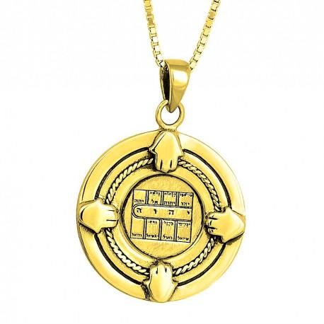 Амулет Соломона Ключ от всех дверей