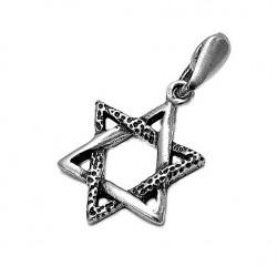 Звезда Давида серебро