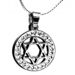 Маген Давид с Благословением из Иерусалима