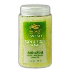 Соль для ванны-освежающая