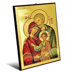 Освященная Икона из Иерусалима Святое Семейство