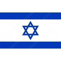 Флаг Израиля 60 х 80 см