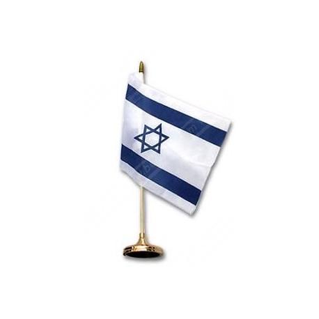 Настольный флаг государства Израиль