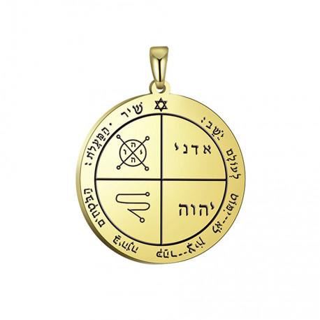 Золотая Печать Соломона от сглаза