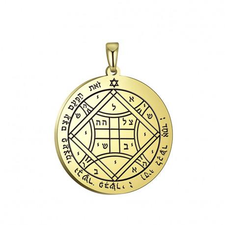 Золотая печать Соломона на привлечение любви