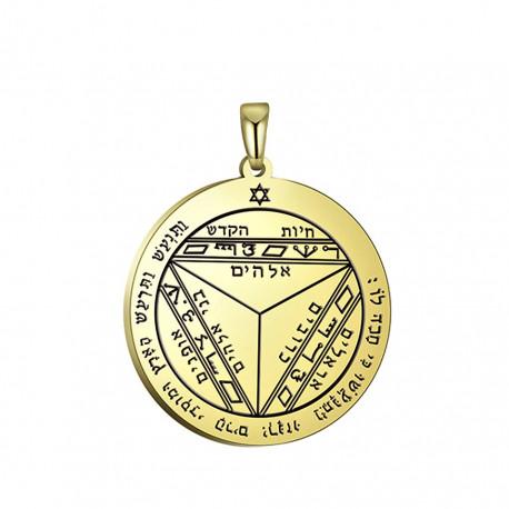 золотая печать царя Соломона на влияние