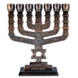 Менора (минора) из Иерусалима