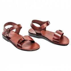 Израильские сандалии из натуральной кожи