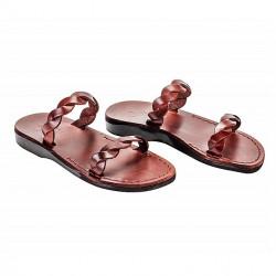 Иерусалимские сандалии из кожи