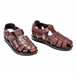 мужские сандалии натуральная кожа