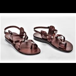 Иерусалимские библейские сандалии из натуральной кожи