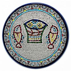 Декоративная тарелка Иерусалим