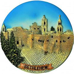 тарелка керамическая Вифлеем