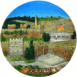 панорамма Иерусалима