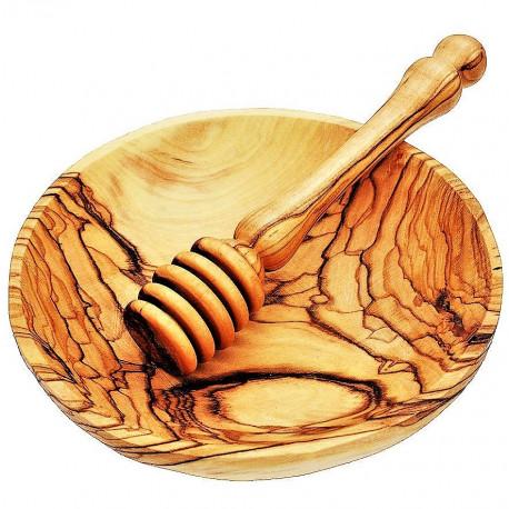 Набор для меда из дерева