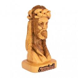 Иисус Христос из оливкового дерева