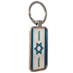 брелок флаг Израиля