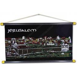 Пано Панорама Иерусалима
