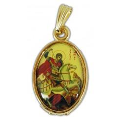 Медальон Георгий Победоносец