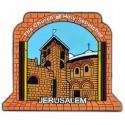 Магнит Храм Гроба Господня 3D