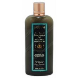 Лечебно - грязевой шампунь c аргановым маслом