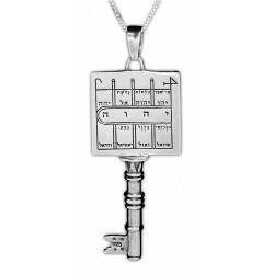 печать Соломона Ключ от всех дверей Амулет серебро
