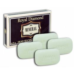 """Минеральное мыло Royal Diamond 4 шт."""""""