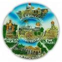 Магнит Христианские святыни Израиля 3D