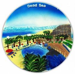 Тарелка Мертвое Море 3D
