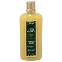 Шампунь с медом, оливковым маслом и яичным желтком
