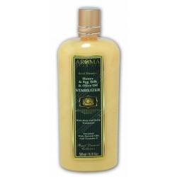 Кондиционер с медом, оливковым маслом и яичным желтком