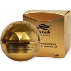 Восстанавливающий ночной крем с антивозрастным эффектом Gold Line