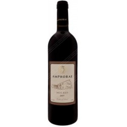 Вино Med Red 2007, Amphorae ( Мед Ред 2007 Амфора )