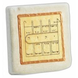 Пентакль Соломона - Печать Код от Всех Дверей