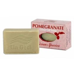 Мыло с оливковым маслом и гранатом 100gr