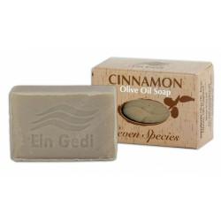 Мыло с оливковым маслом и корицей 100gr