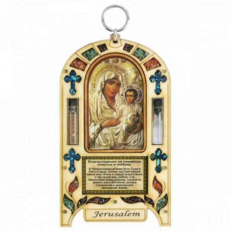 Иконы – изображения без авторства, через которые мы обращаемся с молитвой.