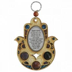 Хамса с Благословением Бизнеса на иврите