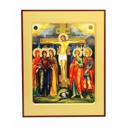 Икона Распятие Господа Иисуса Христа