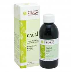Питательный лосьон для кожи головы и укрепления волос Gadal (Гадаль)